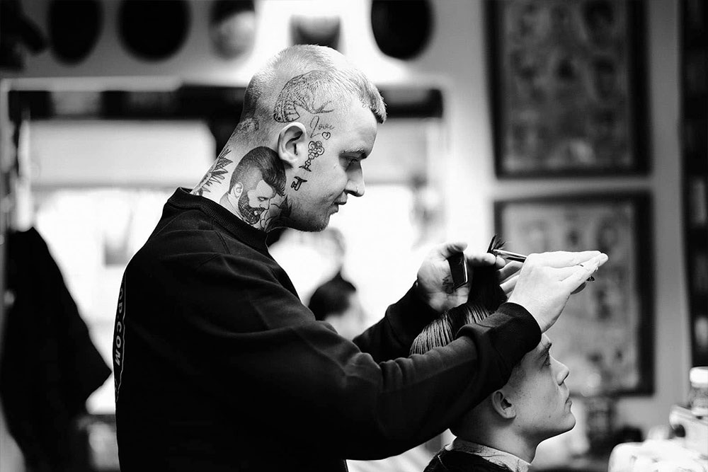 Barber Joel