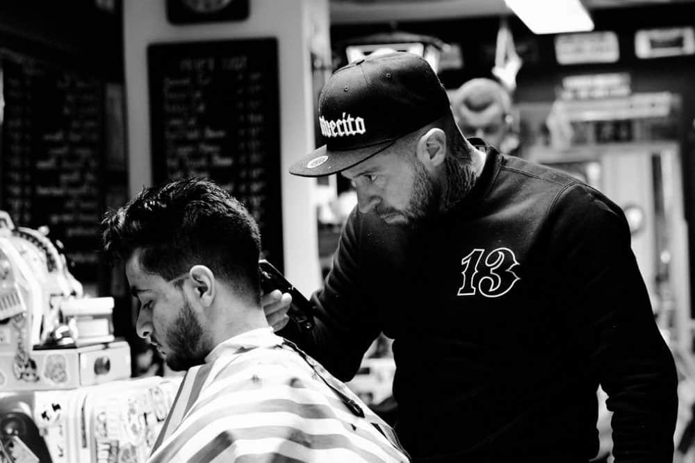 Owner/ Barber Ross